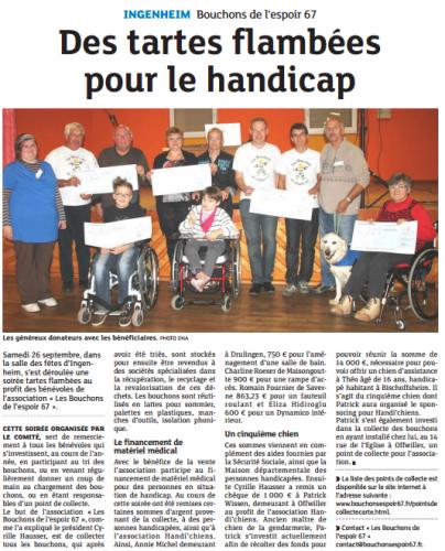 20151008 Des tartes flambées pour le handicap-Ingenheim